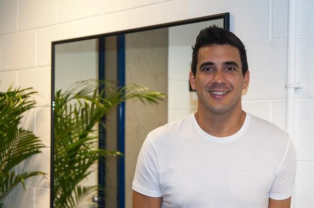 André Marques (Foto: Artur Meninea/Gshow)