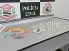 Adolescente de 17 anos é detido com drogas e dinheiro em Taubaté, SP