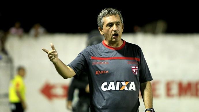 Coruripe x CRB, no Gersão (Foto: Ailton Cruz/Gazeta de Alagoas)