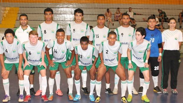 Gremio Esportivo Mogiano Sub-17 (Foto: Divulgação)
