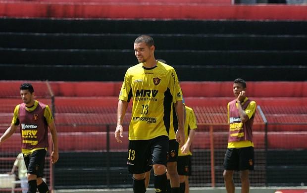 marcelo cordeiro sport (Foto: Aldo Carneiro / Pernambuco Press)