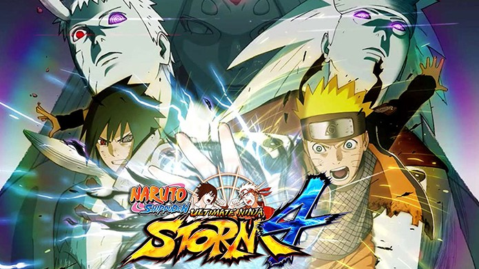 Review Naruto SUNS 4 (Foto: Divulgação)