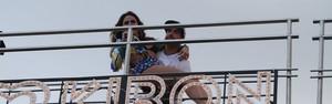Último dia de folia teve despedidas, cantora carregada e pool party (Dilson Silva / AgNews)