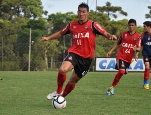 Atlético-PR sub-23 treina no CT do Caju (Foto: Bruno Baggio/Site Oficial do Atlético-PR)
