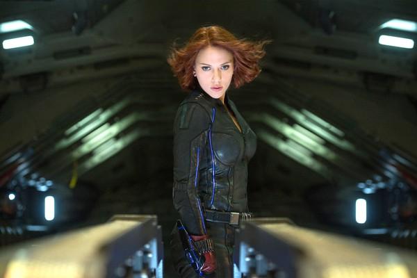 Scarlett Johansson como Viúva Negra (Foto: Reprodução)