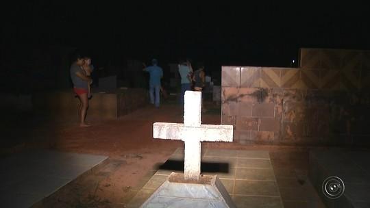 Família enterra bebê errado após confusão em necrotério de Marília