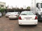 Receita e PRF retêm carros com placas paraguaias em Guaíra, no PR