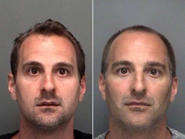 Os irmãos Matthew (à esquerda) e Marcus Mauceri. (Foto: Reprodução)