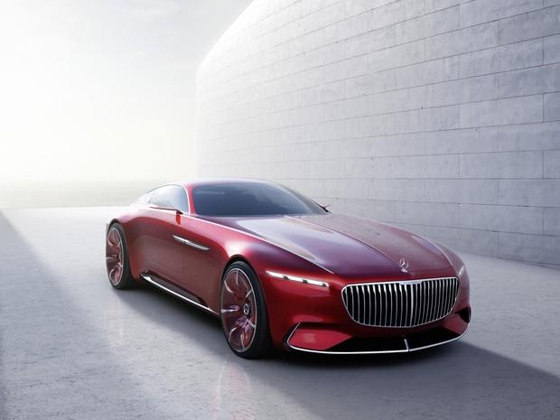 Vision Mercedes-Maybach 6 (Foto: Divulgação)