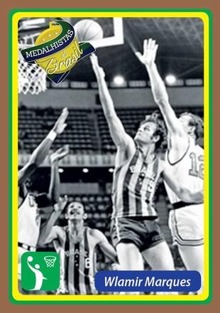 Medalhistas do Brasil card Wlamir Marques (Foto: Reprodução)