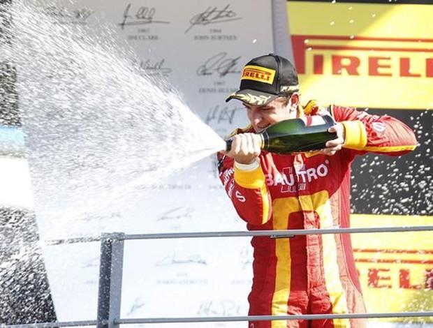 Fabio Leimer vence na GP2 (Foto: Divulgação)