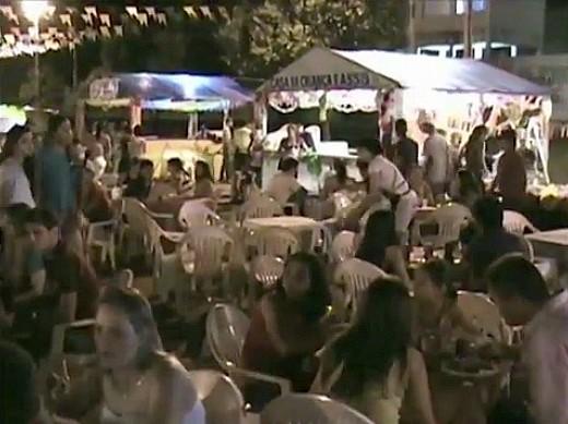 Festa Junina Ariquemes 2012 (Foto: Bom dia Amazônia)
