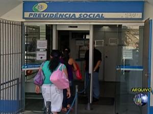 Peritos das agências do INSS no Alto Tietê retomaram serviço nesta segunda-feira (25) (Foto: Reprodução / TV Diário)