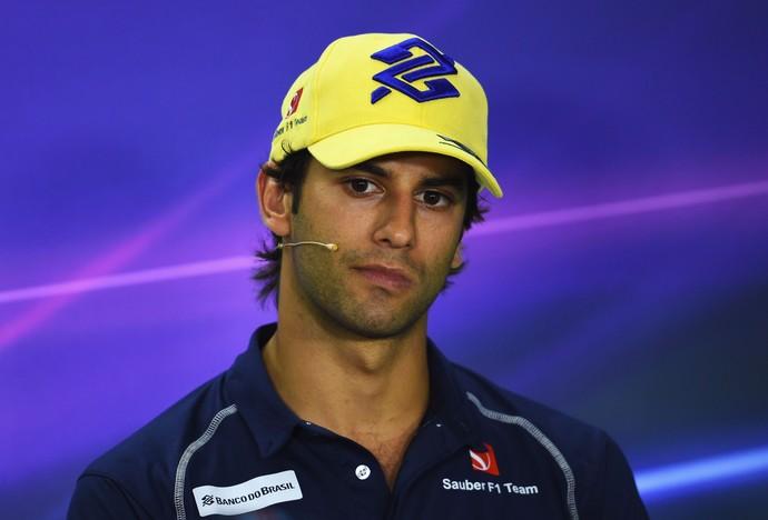 Felipe Nasr crê que a Sauber vai melhorar de rendimento para 2016 (Foto: Getty Images)