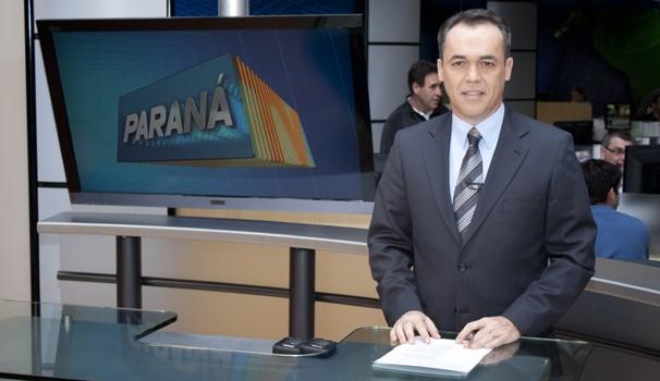 Paraná TV 2ª Edição  (Foto: Divulgação/ RPC TV)