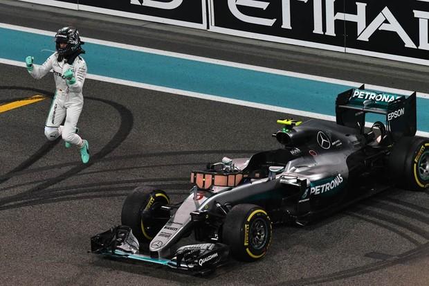 Nico Rosberg (Foto: Divulgação)