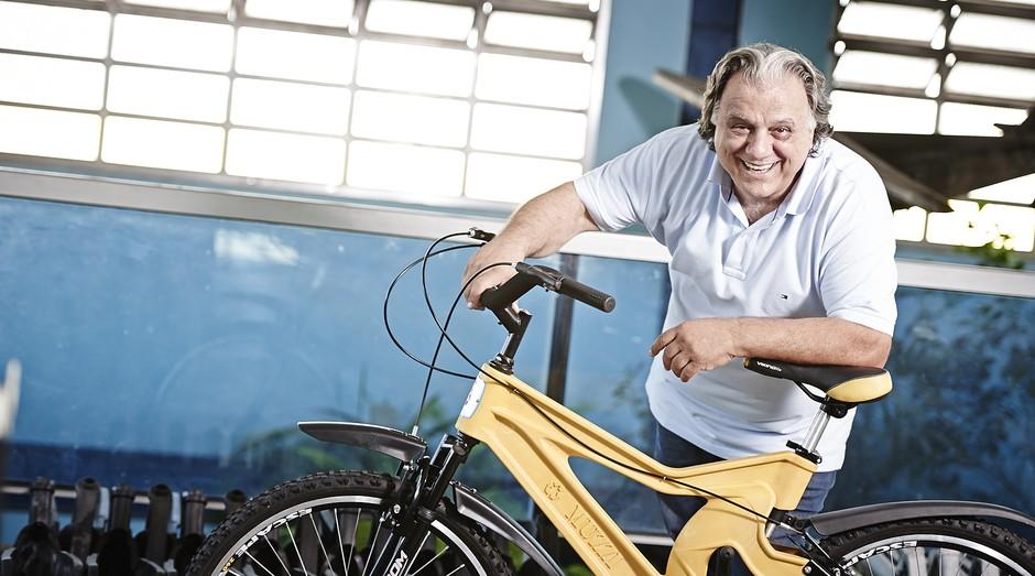 Conheça A Bicicleta Feita Com Garrafas Pet Pegn Tecnologia