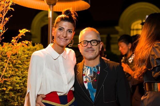 Giovanna Bataglia e Giovanni Bianco (Foto: Romeo Balancourt)