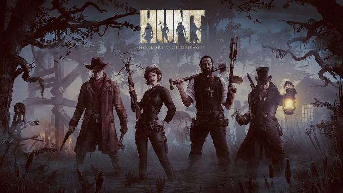 Hunt: Horrors of the Gilded Age será lançado para PC e consoles. (Foto: Divulgação)