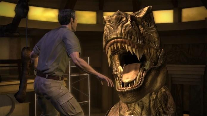 Jurassic Park vem inspirando dezenas de jogos com dinossauros através dos anos (Foto: SuperSolace)