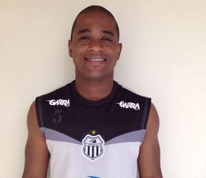 Rafael futsal central (Foto: Adjair Pacheco)