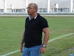 Neto Maradona, técnico, Itapipoca (Foto: Divulgação)