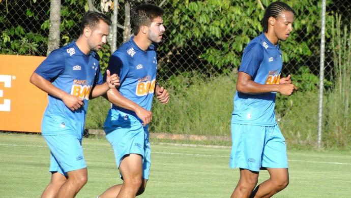Treino Cruzeiro (Foto: Marco Antonio Astoni)
