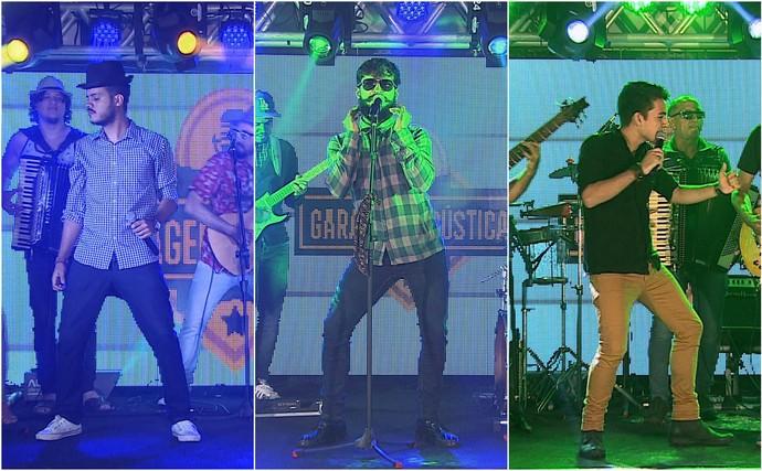Última semana para votar na sua banda favorita (Foto: TV Sergipe)