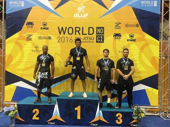 Lucas Daniel sagrou-se bicampeão; competição aconteceu nos Estados Unidos (Foto: Imagem/Divulgação)