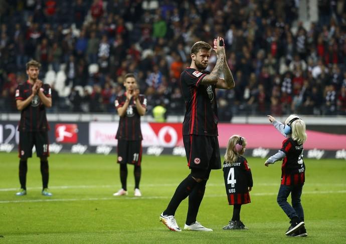 Marco Russ Eintracht Frankfurt Nuremberg (Foto: Reuters)
