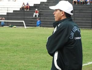 Tecnico do Porto-PE, Elenilson Santos (Foto: Vital Florêncio / GloboEsporte.com)