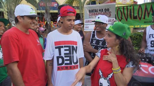 Movimento hip hop de Itinga promove shows gratuitos