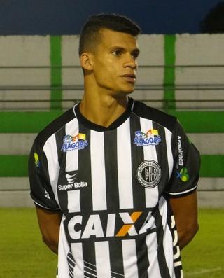 Thallyson faz exames m�dicos e deve ser anunciado pelo Fla ap�s Brasileiro