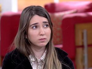 Patrícia Moreira participou do programa Encontro com Fátima Bernardes (Foto: Reprodução/TV Globo)
