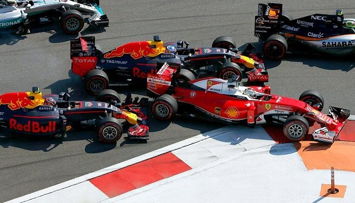 BLOG: Daniil Kvyat e o lado mais cruel da F1