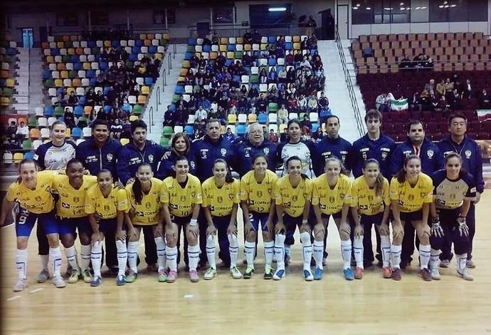 Brasil Rússia semifinal Mundial feminino (Foto: Reprodução Facebook)