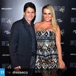 Gian e a mulher, Tati Moreto (Foto: reprodução/instagram)