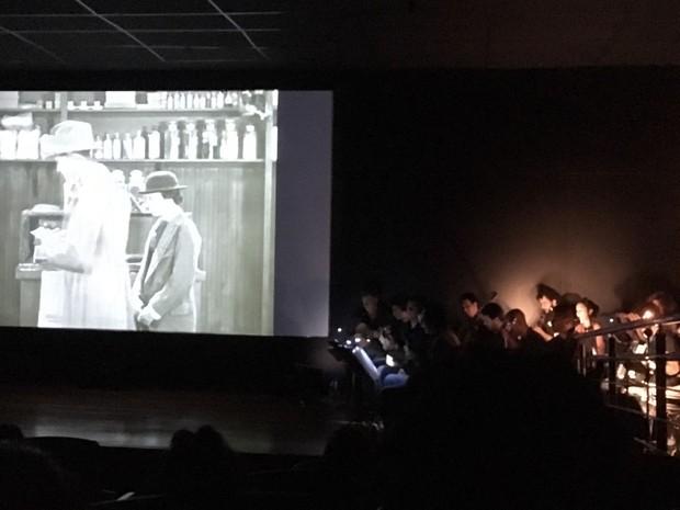 Apresentação 'A General', com música da Escola de Choro da ELM será reapresentada. (Foto: Mariana de Ávila/G1)