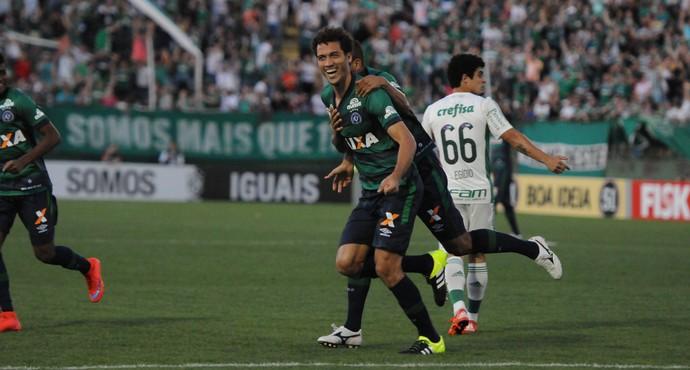 Neto Chapecoense (Foto: Divulgação / Chapecoense)
