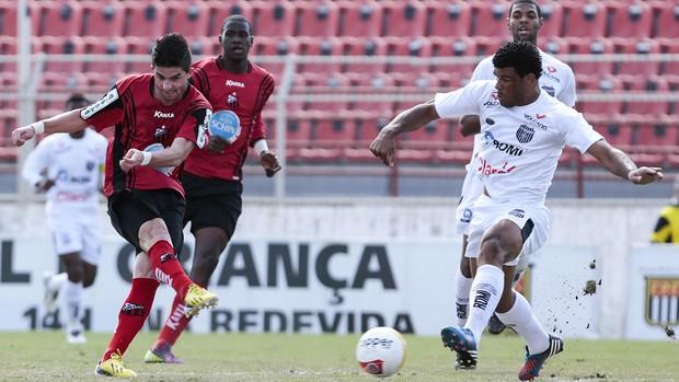 Guilherme, do Ituano, contra o União Barbarense, pela Copa Paulista (Foto: Miguel Schincariol / Ituano FC)