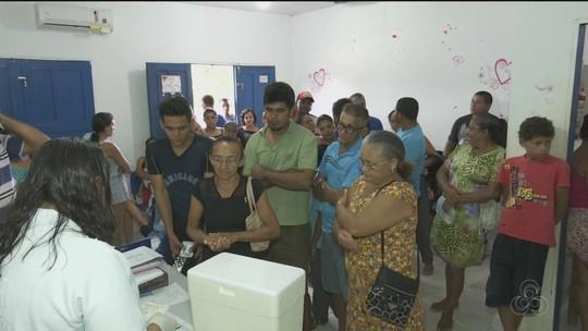 Vacina contra febre amarela acaba no interior de RR após morte de macaco