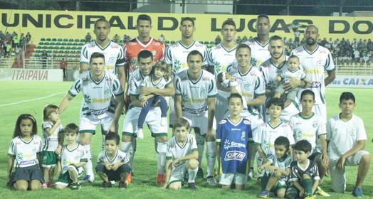 repeteco (Maico Gaúcho/Luverdense EC)