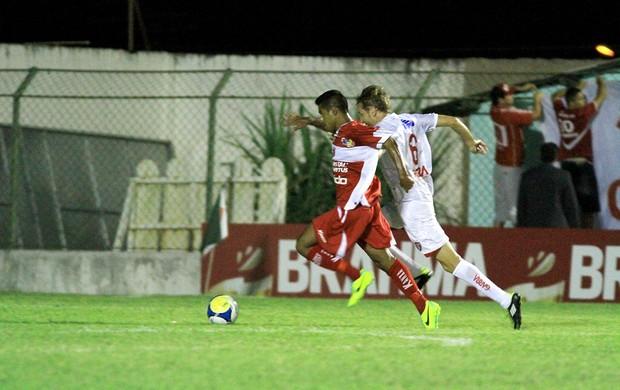 CRB x Potiguar, em Maceió (Foto: Ailton Cruz/ Gazeta de Alagoas)
