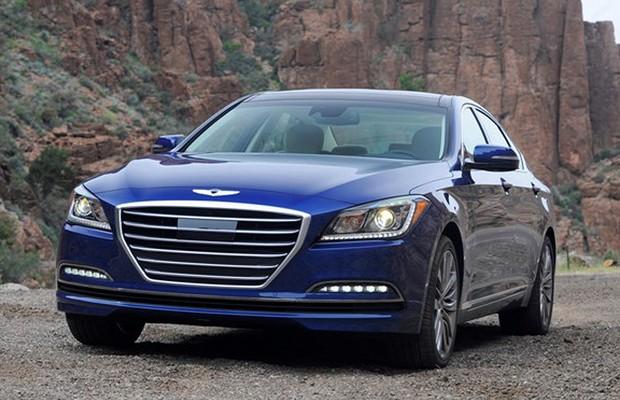Hyundai-Genesis (Foto: Divulgação)