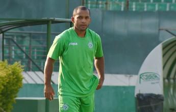 Edinho tem contrato regularizado e está livre para estrear pelo Guarani