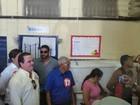 Neco vota na manhã deste domingo (30), em Jaboatão dos Guararapes