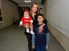 Fernanda Rodrigues festeja 1 ano do seu blog com presença de famosos