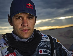 Piloto Felipe Zanol (Foto: Marcelo Maragni)