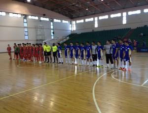 Colégio Elite contra Portugal (Foto: Reprodução / Facebook)