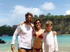 Fernanda Vasconcellos aparece bem magra e impressiona fãs na web
